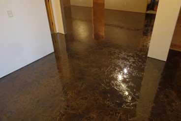 Basement Floor Concrete