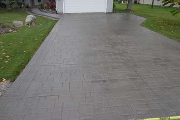 Driveway Concrete Resurfacing