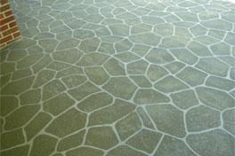 Concrete Patio Overlay