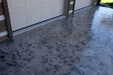 decorative concrete coatings Kansas City, KS